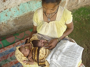 Ante Natal Care & Imunization for 100 women and 250 children : INR 500,000/-.